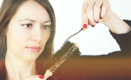 Rambut rontok karena keturunan