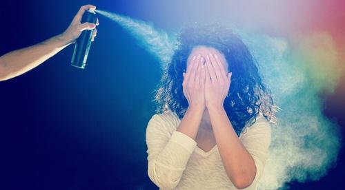 Bahaya menggunakan hairspray